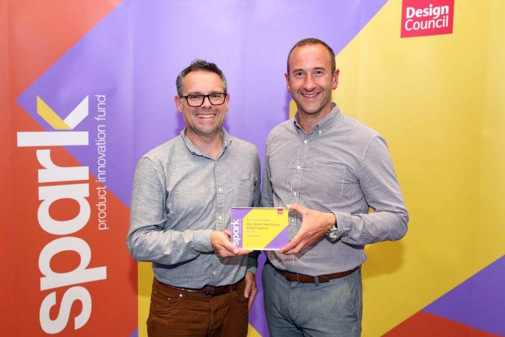 Rockit wins Design Council Spark Award